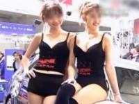 【アダルト動画】(秘密撮影)赤外線カメラでキャンGALのブラやパンツが丸見えwwwwww(無料)