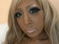 【アダルト動画】メイクばっちりド派手な黒GALがオチンチン嗅ぎプレイwwwwwwwww(無料)