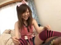 【アダルト動画】中々起きないおアニちゃんを高速変態手コキで起こしてあげるイモウトGALwww(無料)