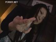 【アダルト動画】おチチさんのちんこをフェラチオしていたら色々な意味でイッてしまった…☆?(無料)