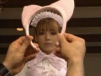 【アダルト動画】めっちゃカワイいGALメイドさんに猫耳コスさせてみたんだがwwwRio(無料)