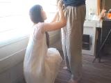 【アダルト動画】いきなりズボンを脱がせてフェラチオしちゃうエッチ☆な女の子と中だしSEX(無料)