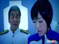 【アダルト動画】小早川怜子さんが宇宙船のなかで乱れまくって複数の男達とSEX。(無料)