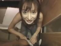 【アダルト動画】「全然えろくないよ〜。」とか言いつつ焼肉屋でおフェラチオするドSGAL(無料)