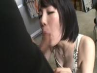 【アダルト動画】SEXしたくて男の仕事場にまで押しかけてチ○ポをハメるドS美巨乳モデル(無料)