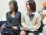 【アダルト動画】エロな性感マッサージの餌食になった今時女子校生の秘密撮影ムービー(無料)