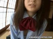 【アダルト動画】カワイい今時女子校生に電動マッサージ機をあてて若い身体をはげしいSEXで堪能してガン射で大量射精まで☆☆(無料)