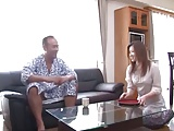 【アダルト動画】お家に義理チチとモデルヨメが二人きり…時間の許す限り淫行にひた走る(無料)
