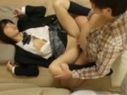 【アダルト動画】今時女子校生,★今時女子校生の恋人とのSEXを部屋に仕込んだカメラでこっそり秘密撮影☆(無料)