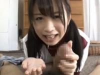 【アダルト動画】体操服着たツインテロリ顔小娘の一生懸命なフェラチオチオをご覧下さいwww(無料)