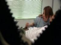 【アダルト動画】患者に口説かれSEXまでしちゃう美巨乳歯科助手ナアスを秘密撮影☆KISSから始まり、変態手コキ、フェラチオで奉仕させ生入れされちゃうwww(無料)