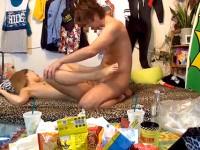 【アダルト動画】( 秘密撮影ムービー )ヤリチン男がお家にGALビッチを連れ込みSEX秘密撮影したリアル映像wwwwwwwwwwwwwww(無料)