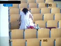 【アダルト動画】( 削除注意 )FC2に流出した大学生カップルの大胆教室SEX秘密撮影映像☆☆☆※防犯カメラ映像(無料)