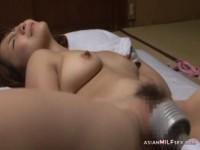 【アダルト動画】ヒトヅマ人妻が義チチにちんこをまんこにハメられてガンガン感じちゃう☆(無料)