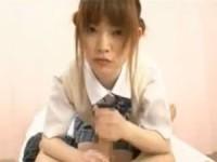 【アダルト動画】あにめ声今時女子校生の痴女語責め変態手コキ暴発(無料)