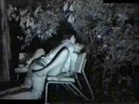 【アダルト動画】( 秘密撮影ムービー )有名な外SEXスポットの公園に定点カメラで赤外線秘密撮影してみた結果…※シロウトカップルGET(無料)