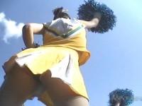 【アダルト動画】( 秘密撮影ムービー )高●野球の地方予選でチアガールJKを試合終了まで逆さ撮りパンチラ秘密撮影wwwwwwwwwwwwwww(無料)