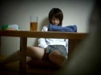 【アダルト動画】(おなにー隠盗ムービー)自室で勉強をする今時女子校生のイモウトを家庭内で隠しカメラ撮り…行き詰まり自慰行為開始wwwwww(無料)
