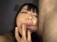 【アダルト動画】水城奈緒 喉奥までしゃぶるディープスロートでイク女(無料)