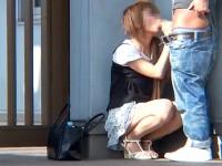 【アダルト動画】( 秘密撮影ムービー )白昼堂々☆☆外SEXするシロウトバカップルを覗き見秘密撮影したリアル映像wwwwwwwwwwwwwww(無料)