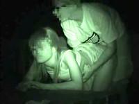 【アダルト動画】( 秘密撮影ムービー )夜の公園でカップルの外SEXを超接近して赤外線秘密撮影したリアル映像wwwwwwwwwwwwwww(無料)