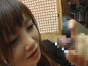 【アダルト動画】長髪超可愛いGALとハメドリ(無料)
