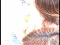 【アダルト動画】小さい乳でブラが浮いたモデル達の胸チラを秘密撮影に成功☆ブラチラはもちろん乳首まで見えちゃったwww(無料)