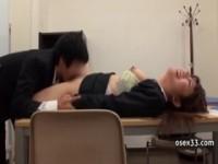 【アダルト動画】(強姦)職場で同僚に強姦されてる美巨乳お姉さんがたまらなくエッチ☆でヌける(無料)