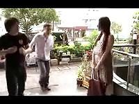 【アダルト動画】(強姦)一度のウワキをネタに脅され二人がかりで強姦されるモデル妻しかもしっかりと感じちゃう(無料)