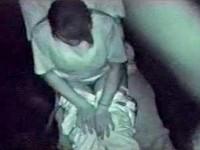 【アダルト動画】( 秘密撮影ムービー )公園のド真ん中で深夜に外SEXするバカップルを赤外線秘密撮影したったwwwwwwwwwwwwwww(無料)