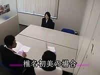 【アダルト動画】(強姦)むっちりガール合同面接にやってきた5人の女子大学生を好きにもてあそぶ(無料)