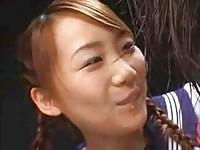 【アダルト動画】(SM指導)今時女子校生美今時女子校生が痴女教師を裸で縛り上げ吊し上げ鞭で性指導をガチでするレズビアンガチ指導www(無料)