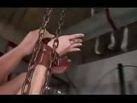【アダルト動画】(SM指導)縛りされ全身ミミズ腫れにさせながら鞭で指導される純白GALwww(無料)