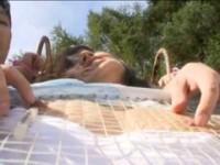 【アダルト動画】(強姦)テニス部の女の子が突如変態男に生ハメ強姦されて抵抗できずマジイキ(無料)