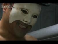 【アダルト動画】(強姦)間違いなく只者ではない仮面の男に容赦なく強姦され高速ぴすとんでハメられる(無料)