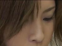 【アダルト動画】(SM指導)お姉さんの立花里子と浅見怜がブリーフ男にくんにさせたり指導してる(無料)