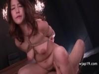 【アダルト動画】(強姦)金持ちヒトヅマを監禁して緊縛強姦(無料)