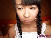 【アダルト動画】(強姦)子供にしか見えない小○生の美今時女子校生がHOTELで縛りをされて3P生Hのハメドリえろ(無料)