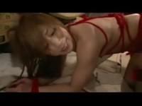 【アダルト動画】(SM指導)縄で縛ったニューハーフを指導し前立腺をケツの穴生Hで刺はげしまくるフェチえろ,♥(無料)