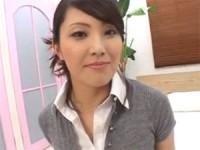 【アダルト動画】人妻のノーハンドディープフェラチオ(無料)