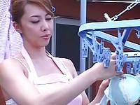 【アダルト動画】(強姦)風間ゆみ近所の二十代ドウテイに強姦された四十代前半なGカップえろ乳美人妻が反撃逆強姦変態手コキで徹底的に屈(無料)