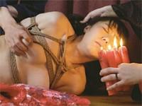 【アダルト動画】(波多野結衣)細身美巨乳のオネエさんがレズビアン痴ジョに首輪につながれて男とガチハメSEXしちゃう(無料)
