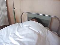 【アダルト動画】(SM指導)ナスがままに唾とか吐きかけられてるM男な入院患者が哀れすぎる(無料)