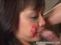 【アダルト動画】(SM指導)SM指導全身蝋燭燭責めされた緊縛女に強制凌辱(無料)