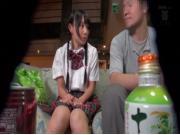 【小西まりえ】 【アダルト動画】《小西まりえ》《小西まりえ》あん摩と称しツルマン女子高生を騙してハメ!