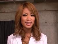 【RUMIKA】 【アダルト動画】RUMIKA ソーローチ○ポを鍛え上げる凄テク
