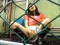 【H動画】 【アダルト動画】《 覗き見movie 》もう抑止出来ない!!人気ない路地で室外自慰するおなご達を覗き見覗き見したった☆☆☆☆☆