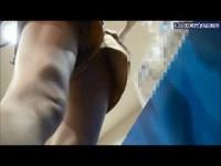 【エッチ動画】 【アダルト動画】お買い物に夢中なきれいな脚GAL達のミニスカの中身を逆さ撮りモロパン覗き見!!激カワ下着見放題☆