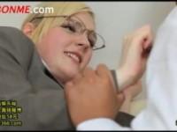 【H動画】 【アダルト動画】《犯す》カタコトの日本語が可愛らしい英語教師を脅迫して輪姦犯す