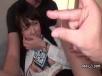 【エロ動画】 【アダルト動画】《性暴行》事務所の女子スタッフがストッキング破られ指姦でグジャグジャ~